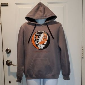 Grateful Dead San Francisco Giants hoodie